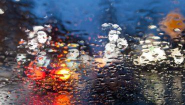 road rain