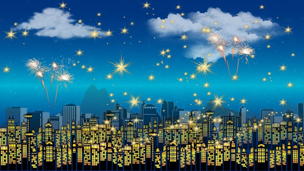 Fireworks-New-Year-Resolution