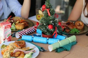 plan to lose weight over the holidays
