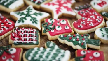 better than holiday cookies
