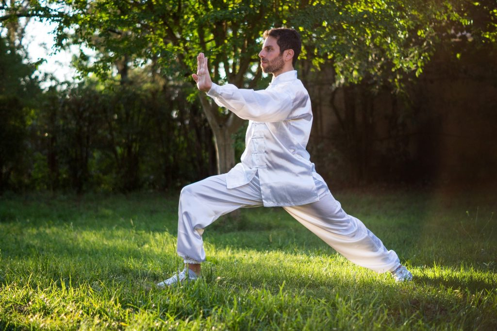 what martial arts teaches us about anger