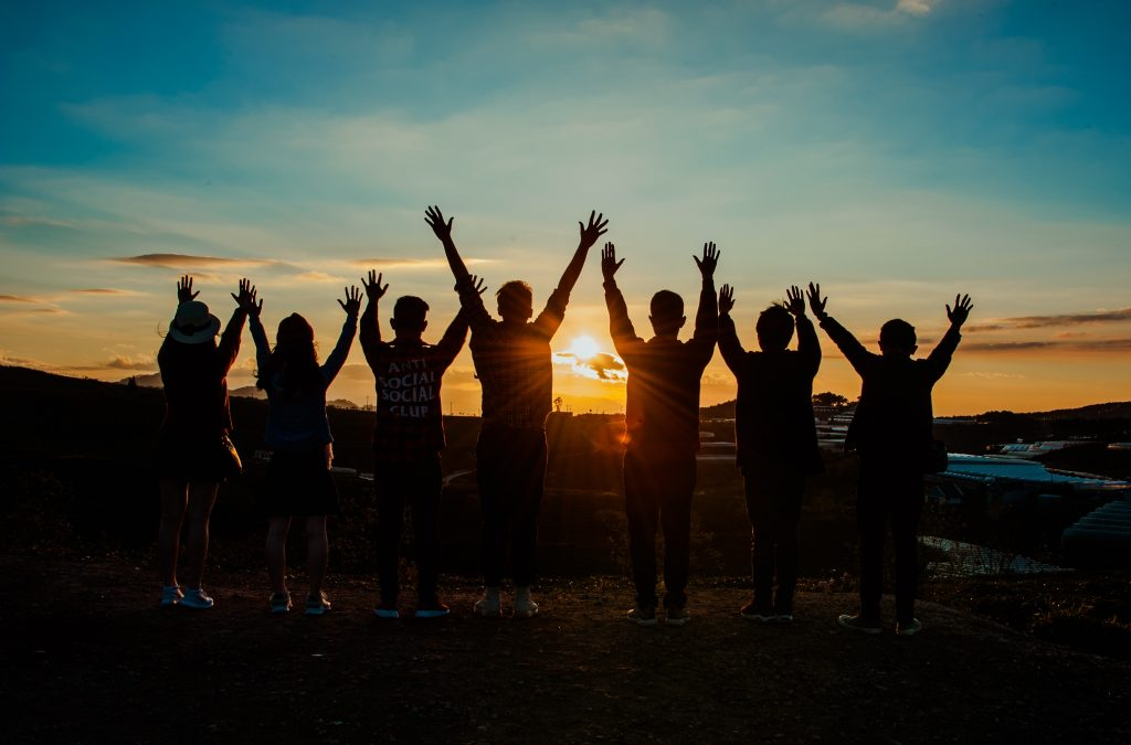 maximizing your potential in a community-centered world