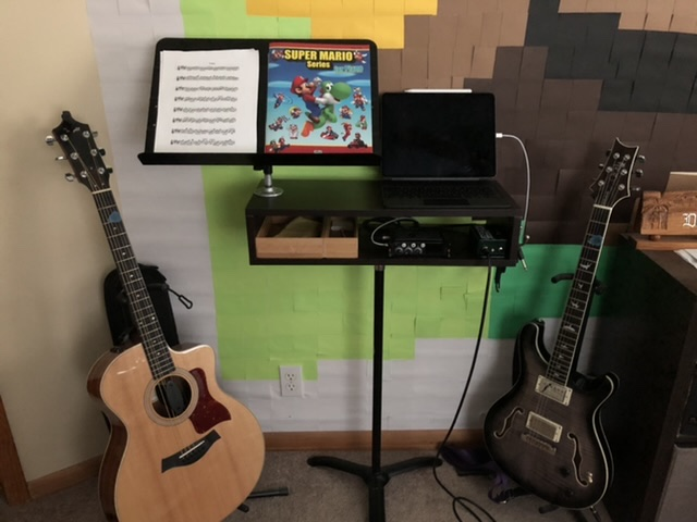 the apple update that killed my recording setup